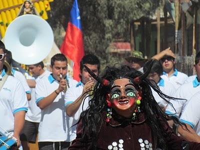 Fiesta de la Tirana (Fotografía: Bosco González Jiménez)