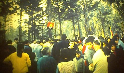 Toma del fundo Macera en Talcahuano, orígenes del campamento Lenin.